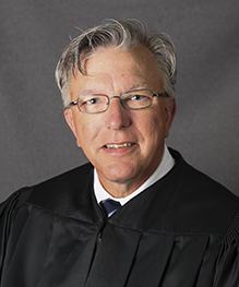 District Judge Mike Ward
