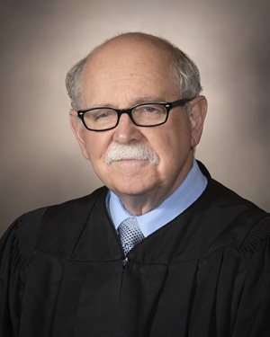 Court of Appeals Judge G. Joseph Pierron Jr.